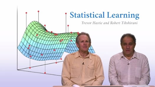 2014 highlight: Statistical Learning course by Hastie & Tibshirani